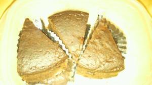 ガトーショコラ マクロビ