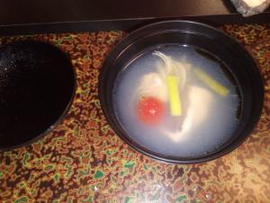 糸島のお椀物